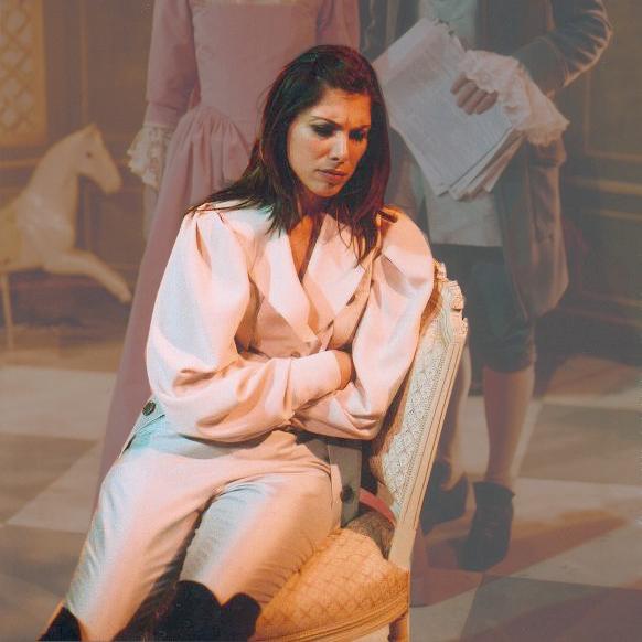 Saartje Vandendriessche als actrice
